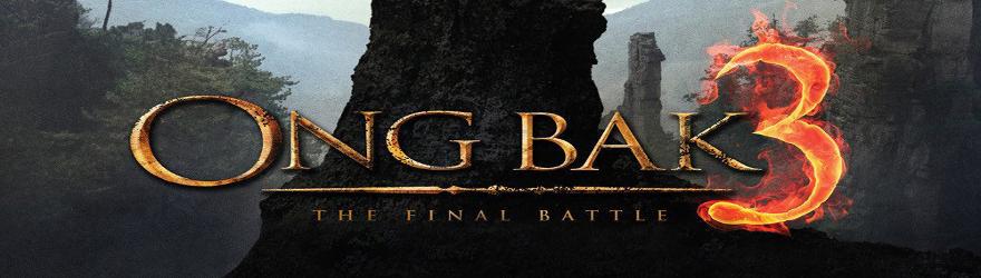 Ong Bak 3 [BD] (2010) – [SPECIAL TRILOGY EDITION] – [UNCUT]