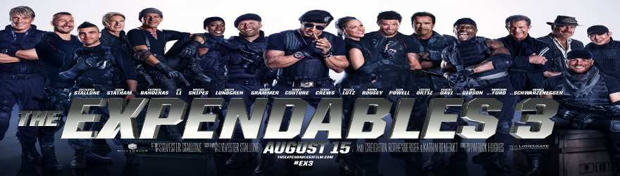 Expendables 3, The [BD] (2014) -[SPECIAL EXTENDED DIRECTOR'S CUT EDITION] – [UNCUT]