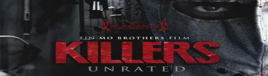 Killers – In jedem von uns steckt ein Killer [BD] (2014) – [LIMITED MEDIABOOK EDITION] – [UNCUT]