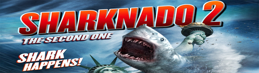 Sharknado 2: The Second One [BD] (2014) – [SPECIAL 6 DISC SHARKNADO COLLECTION] – [TV-FILM] – [UNCUT]