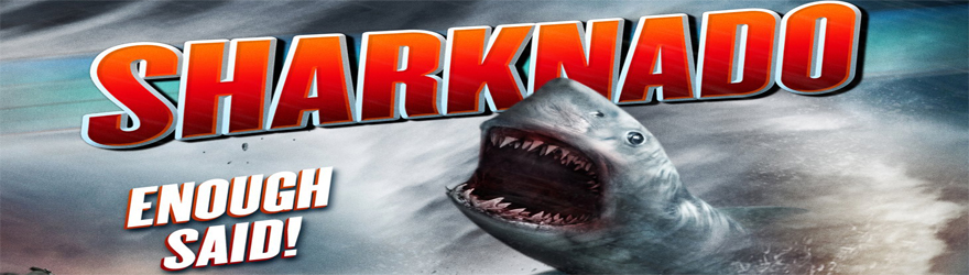 Sharknado – Genug gesagt! [BD] (2013) – [TV-FILM] – [SPECIAL 6 DISC SHARKNADO COLLECTION] – [UNCUT]