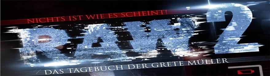 RAW 2 – Das Tagebuch der Grete Müller [BD] (2014) – [SPECIAL TRIPLE FEATURE EDITION] – [UNCUT]
