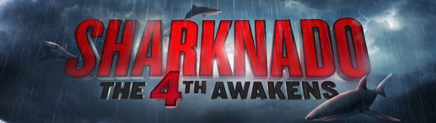 Sharknado 4: The 4th Awakens [BD] (2016) – [SPECIAL 6 DISC SHARKNADO COLLECTION] – [UNCUT]