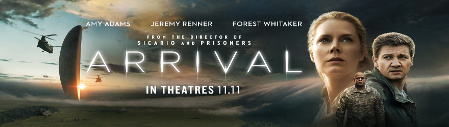 Arrival (Story of Your Life) (2016)