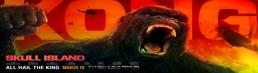 Kong: Skull Island [BD] (2017)
