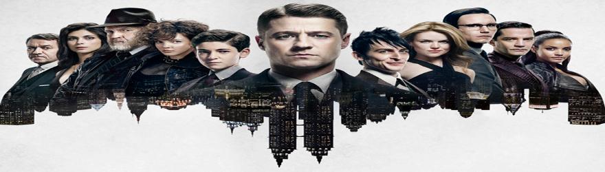 Gotham [BD] (2014) – [TV-SERIE] – [STAFFEL 3]
