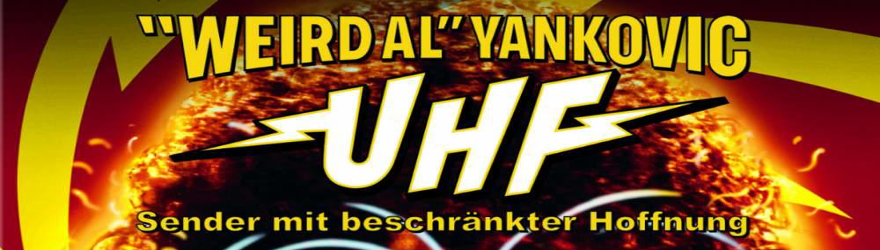 UHF – Sender mit beschränkter Hoffnung [BD] (1989) – [LIMITED MEDIABOOK EDITION]