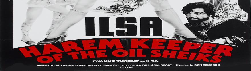 Ilsa – Haremswächterin des Scheichs