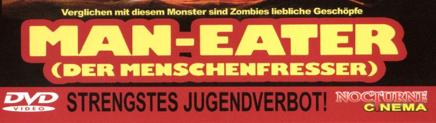 Man-Eater – Der Menschenfresser (Antropophagus) (1980) – [UNRATED]