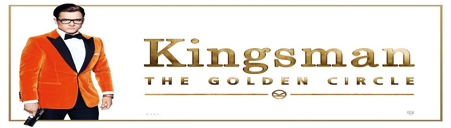 Kingsman: The Golden Circle [BD] (2017) – [UNCUT]
