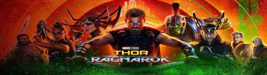 Thor (3) – Tag der Entscheidung (Thor: Ragnarok) (2017)