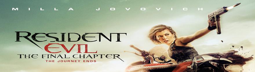 Resident Evil 6: The Final Chapter (Biohazard 6) (2016) – [UNCUT]