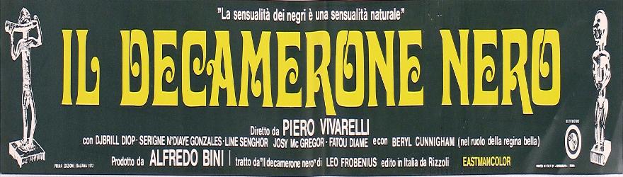 Africa Erotica (Il Decamerone nero) [DD] (1972) – [LIMITED HARTBOX EDITION] – [UNRATED]