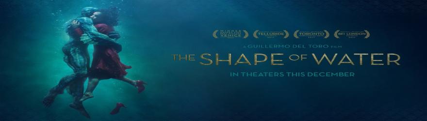 Shape of Water – Das Flüstern des Wassers [BD] (2017) – [UNCUT]