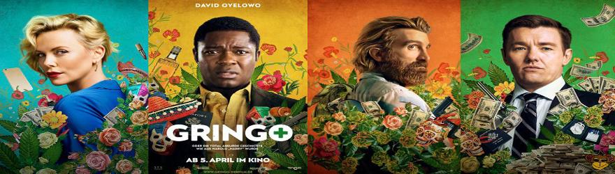 Gringo (2018) – [UNCUT]