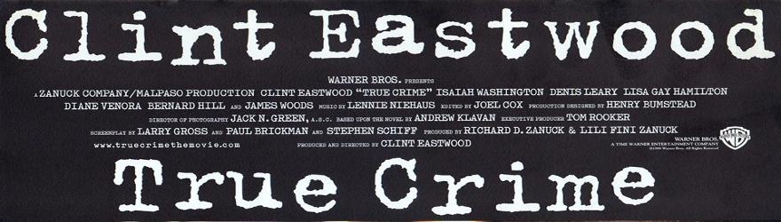 Wahres Verbrechen, Ein (True Crime) (1999)