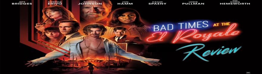 Bad Times at the El Royale (2018) – [UNCUT]