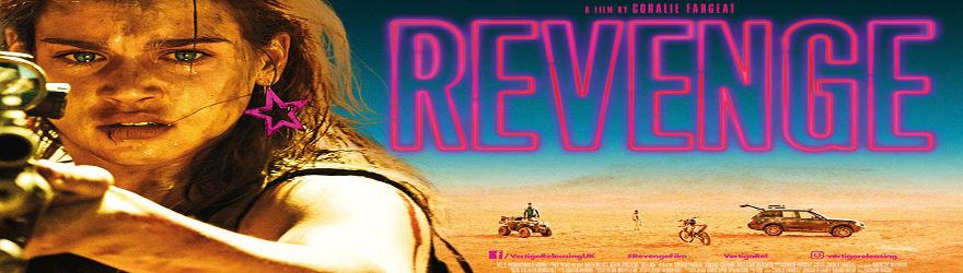 Revenge [BD] (2017) – [UNCUT]