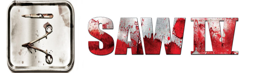 Saw IV [BD] (2007) – [SPECIAL FINAL TRAP EDITION] – [TEILE 1-7] – [UNRATED]