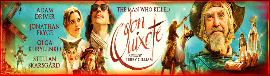 Man Who Killed Don Quixote, The (2018)